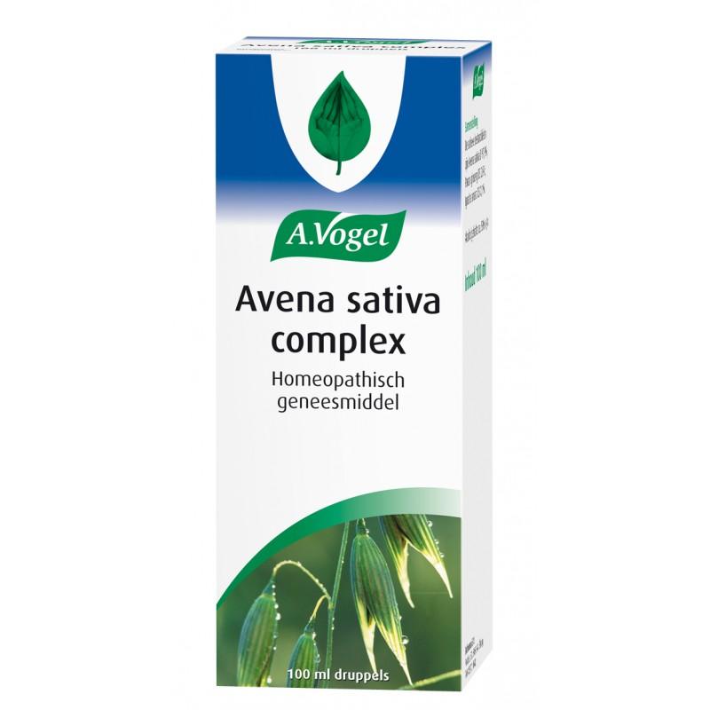 Avena Sativa Complex