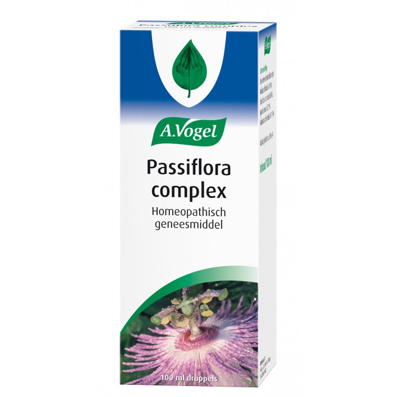 Passiflora Complex Rustgevend