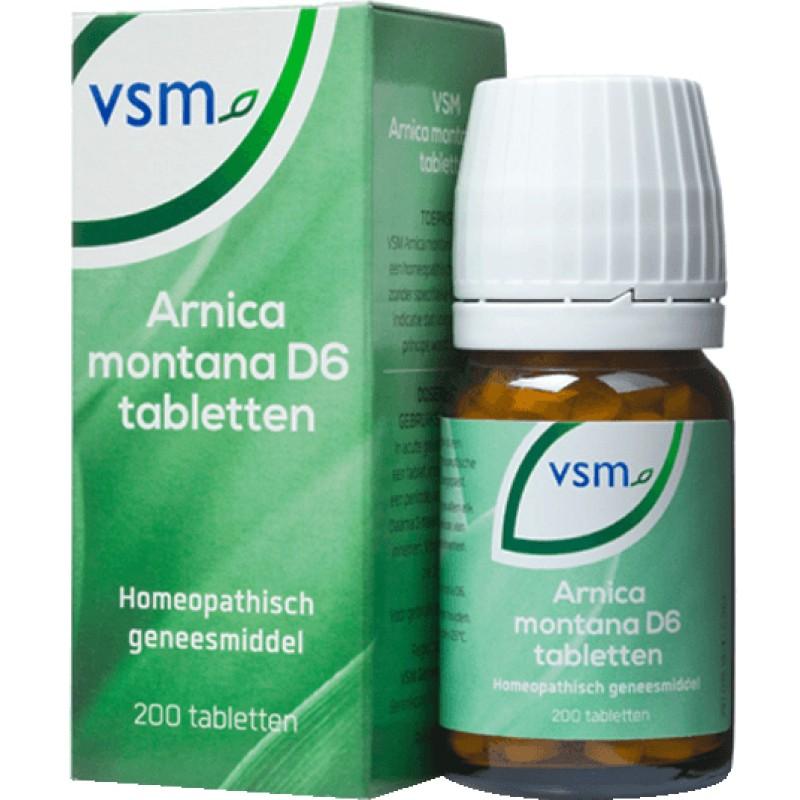 Arnica Montana D6