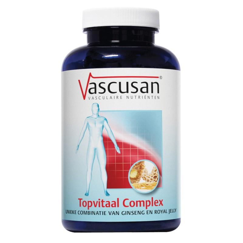 Vascusan - Topvitaal Complex