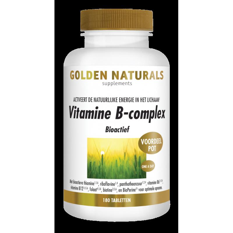 Vitamine B-Complex Bioactief