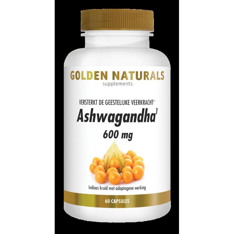 Ashwagandha 600 mg