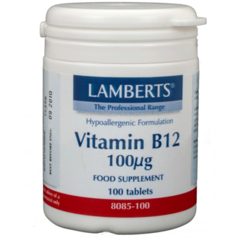Vitamine B12 100 mcg