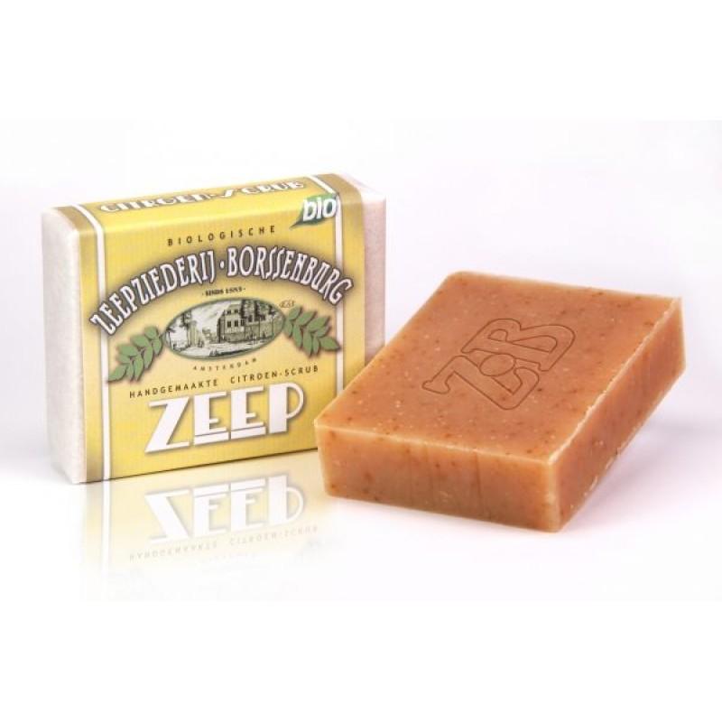 Zeep Citroen-Scrub