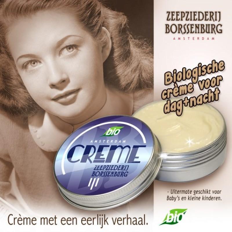 Crème Biologisch - Borssenburg