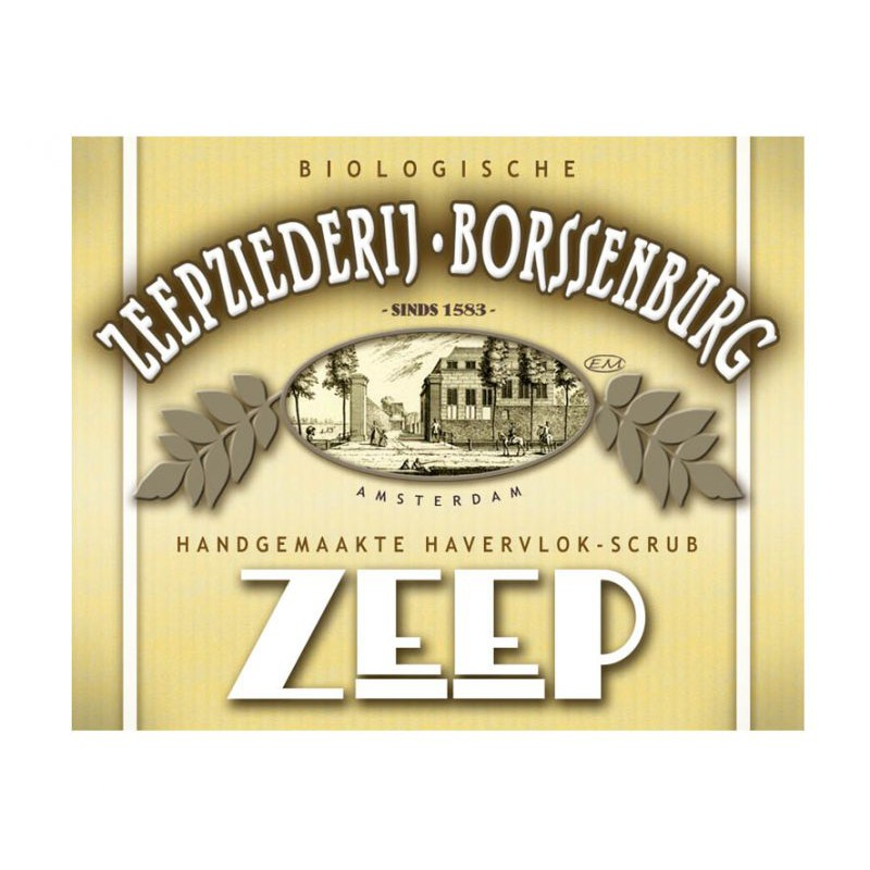 Zeep Havervlok-Scrub