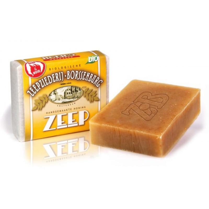 Haarzeep Honing - Shampoo Bar