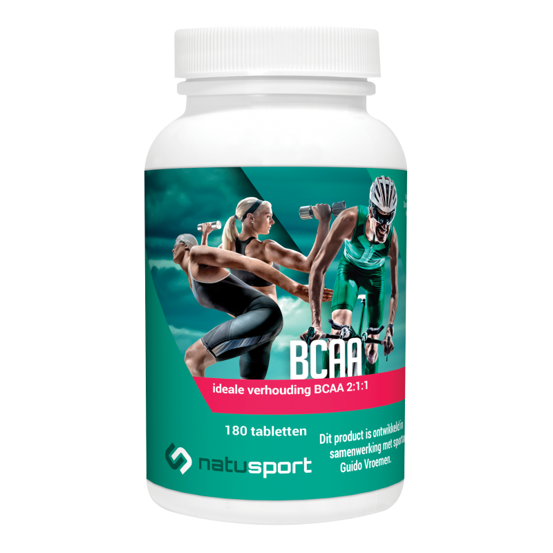 BCAA tabletten - Branched Chain Amino Acids
