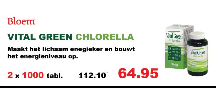 Vital Green Chlorella