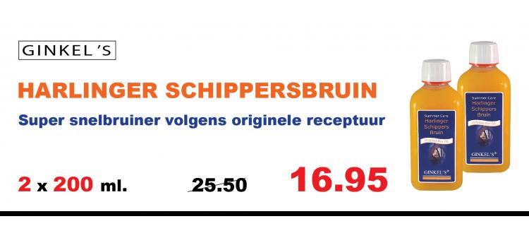 Ginkels Harlinger Schippersbruin