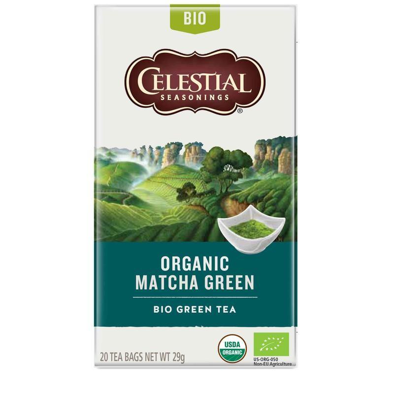 Organic Matcha Green - bio infusion