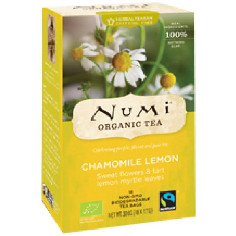 Kruidenthee Chamomile Lemon