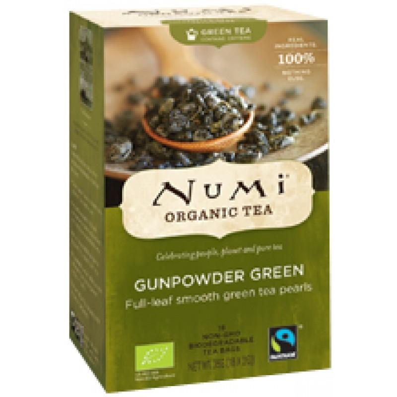 Groene Thee Gunpowder Green