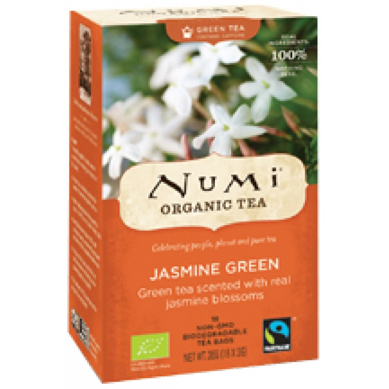 Groene Thee Jasmine Green