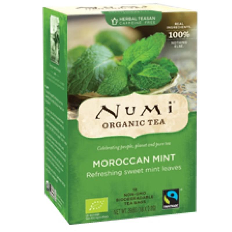 Kruidenthee Moroccan Mint