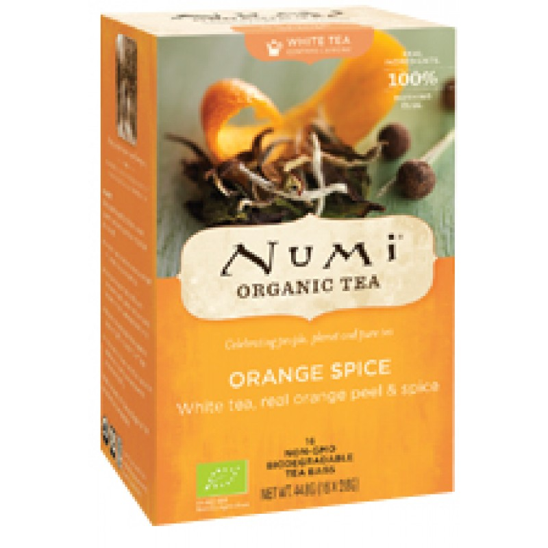 Witte Thee Orange Spice
