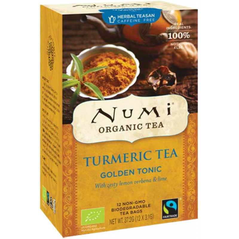 Turmeric Tea Golden Tonic