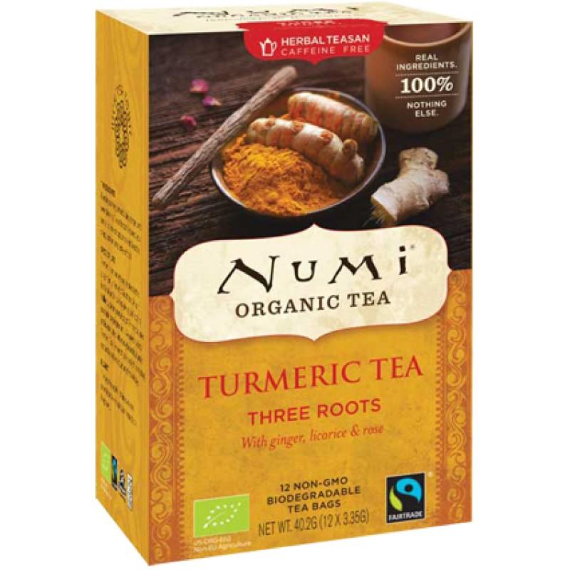 Turmeric Tea Three Roots