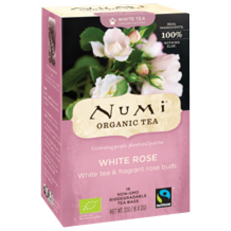 Witte Thee White Rose