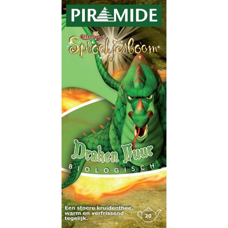 Draken Vuur thee Sprookjesboom