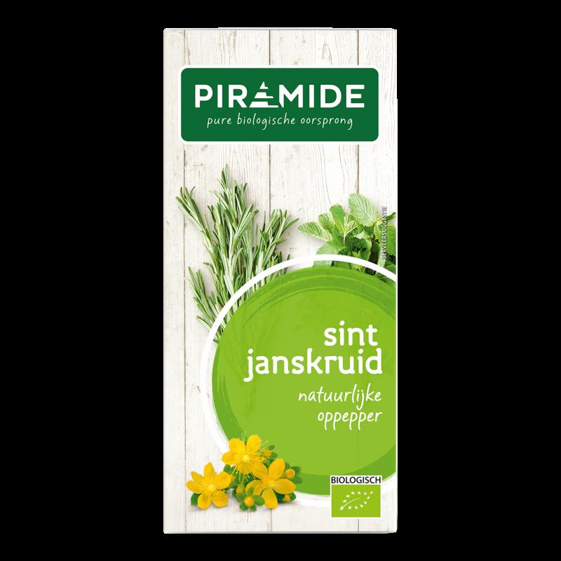 Sint Janskruid thee