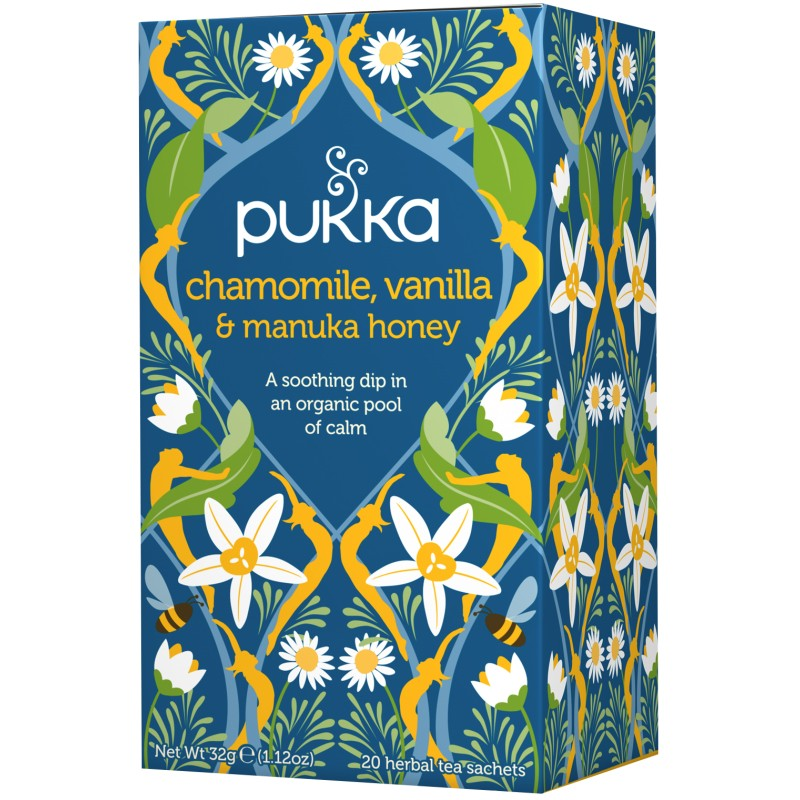 Chamomile, Vanilla and Manuka Honey