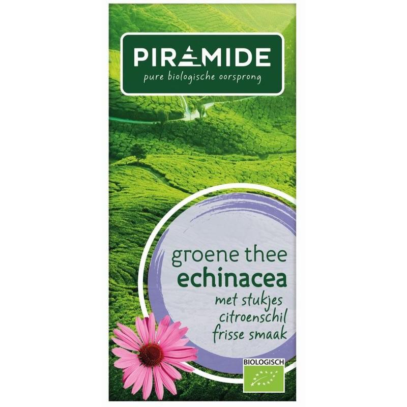 Groene Thee - Echinacea