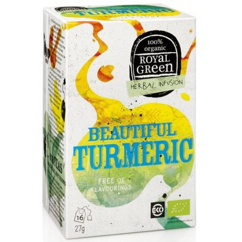RG Beautiful Turmeric BIO