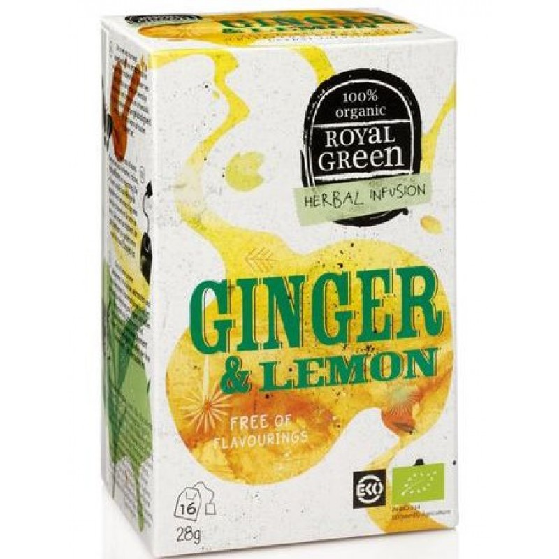 RG Ginger & Lemon BIO