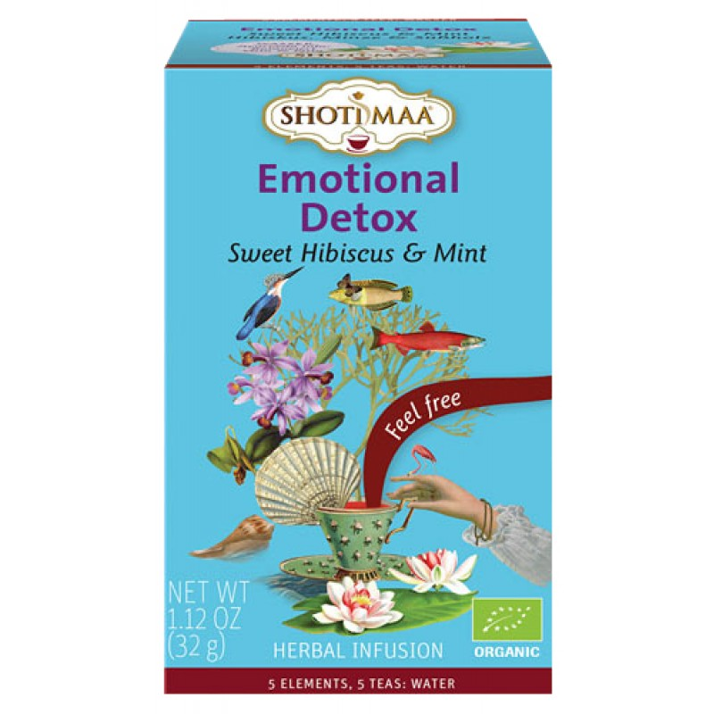 Emotional Detox: Water