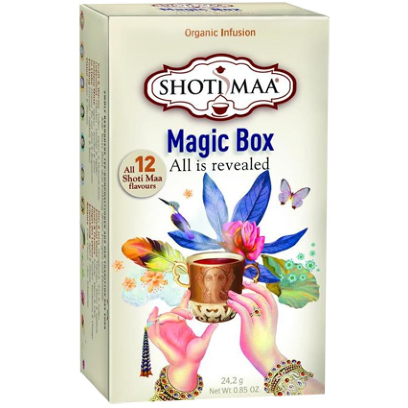 Magic Box - All is Revealed