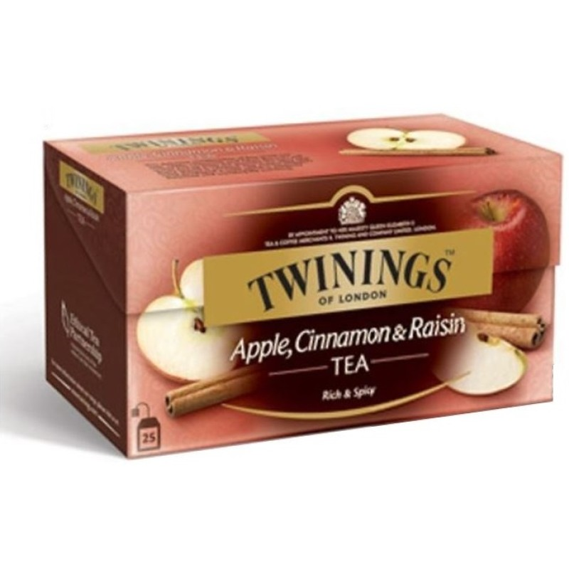 Apple, Cinnamon & Raisin Tea