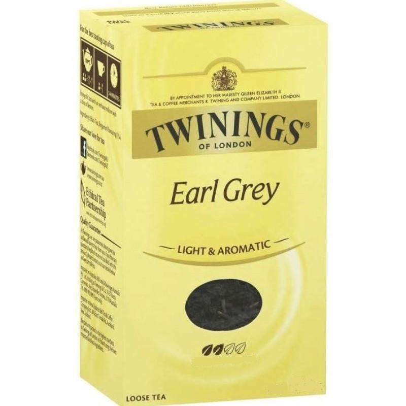 Earl Grey Tea Karton - Losse Thee