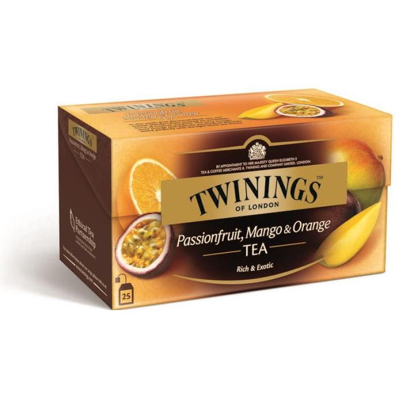 Passionfruit, Mango & Orange Tea