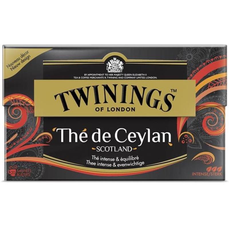 Ceylon Scotland Tea