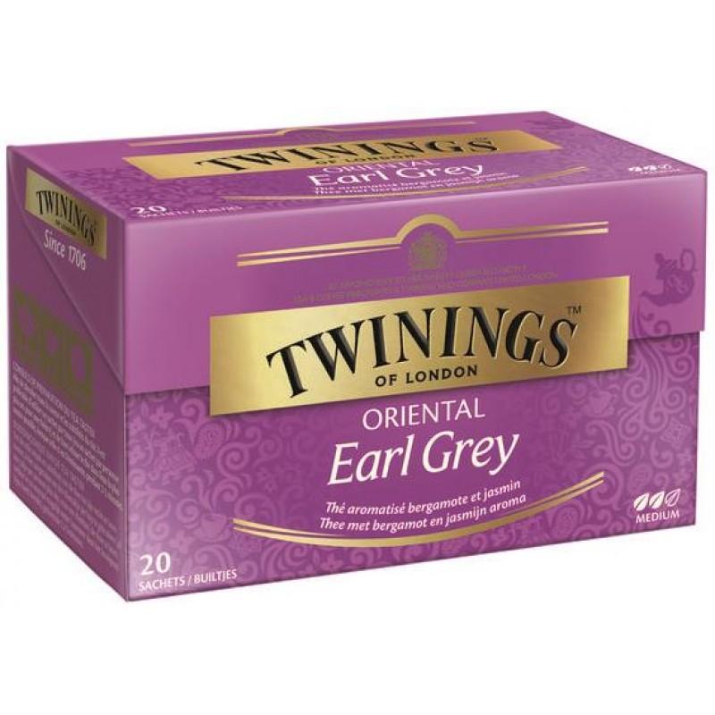 Earl Grey Oriental Tea