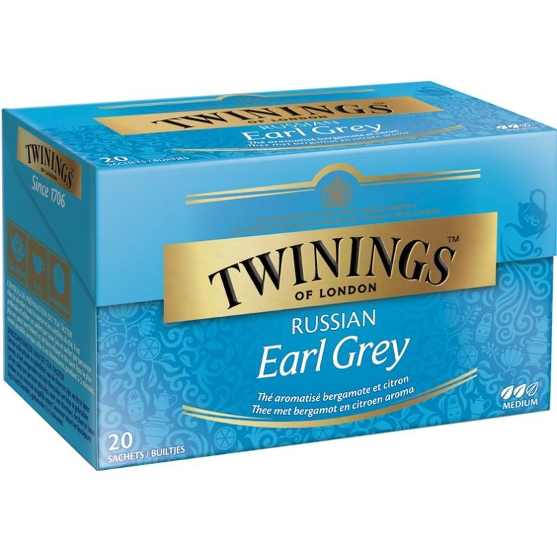 Earl Grey Russian Tea