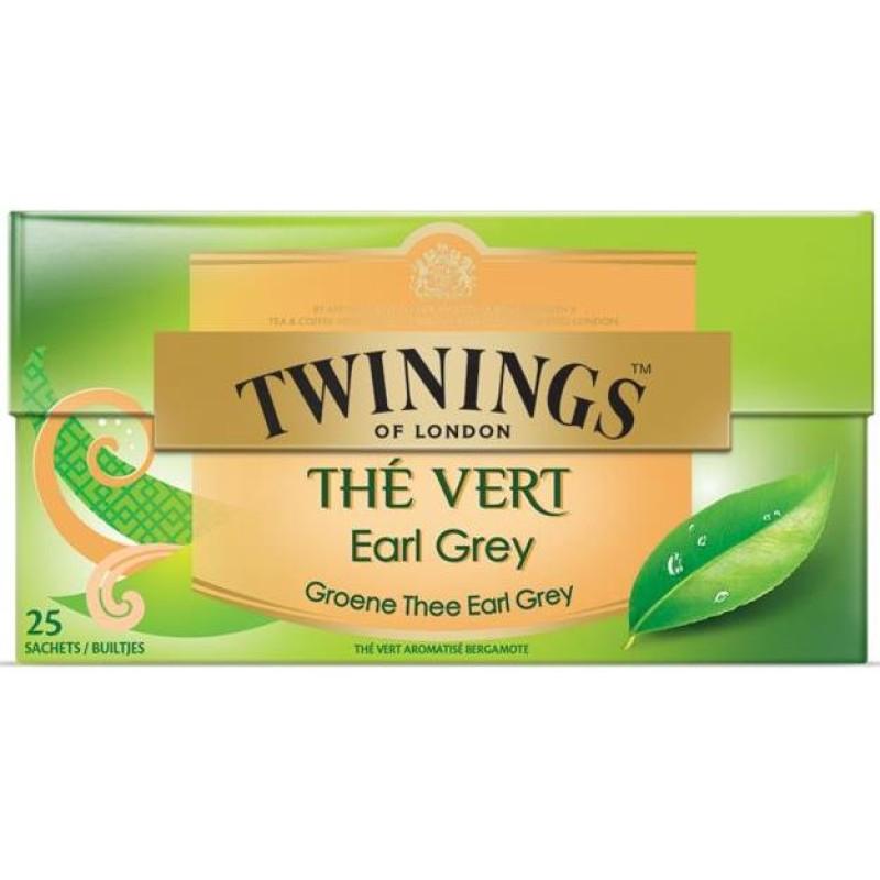 Groene Earl Grey Thee