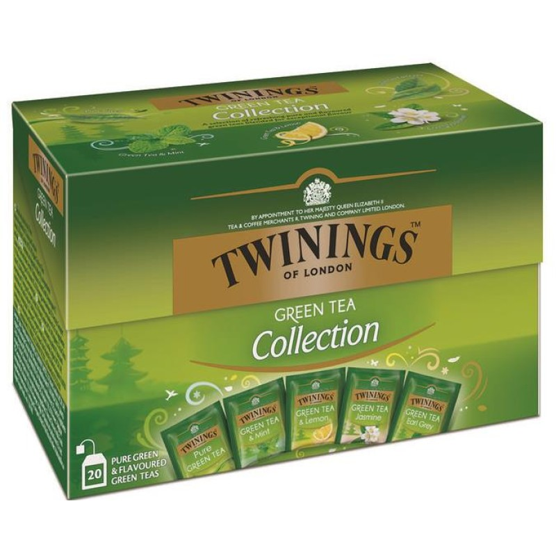 Colection Green Tea