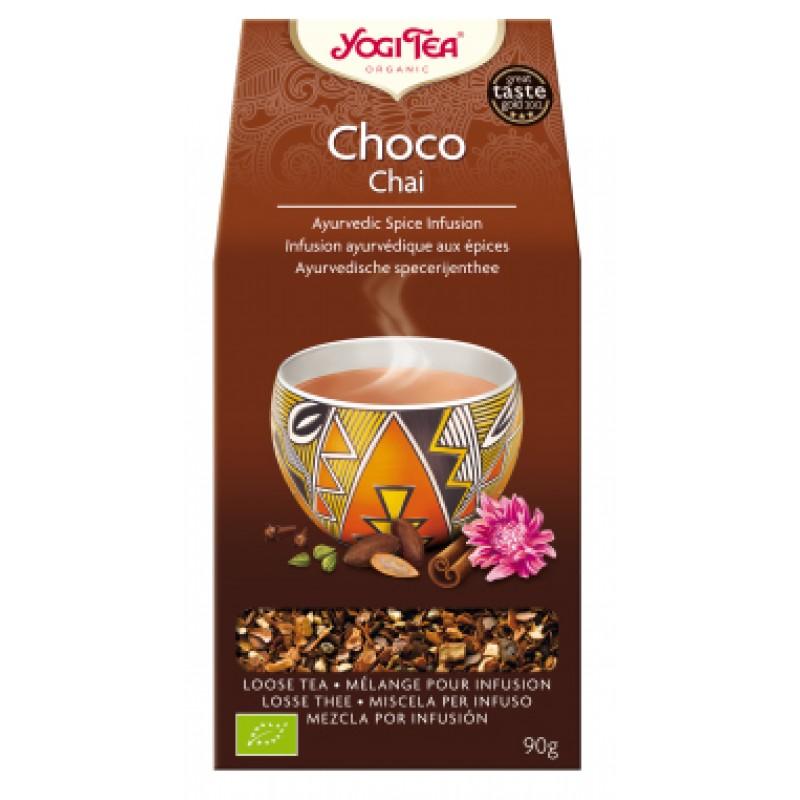 Yogi Tea Choco Chai (los) Aztec spice