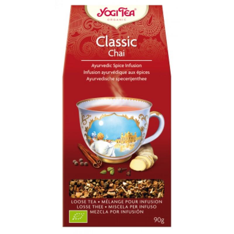 Yogi Tea Classic Chai (los) cinnamon spice
