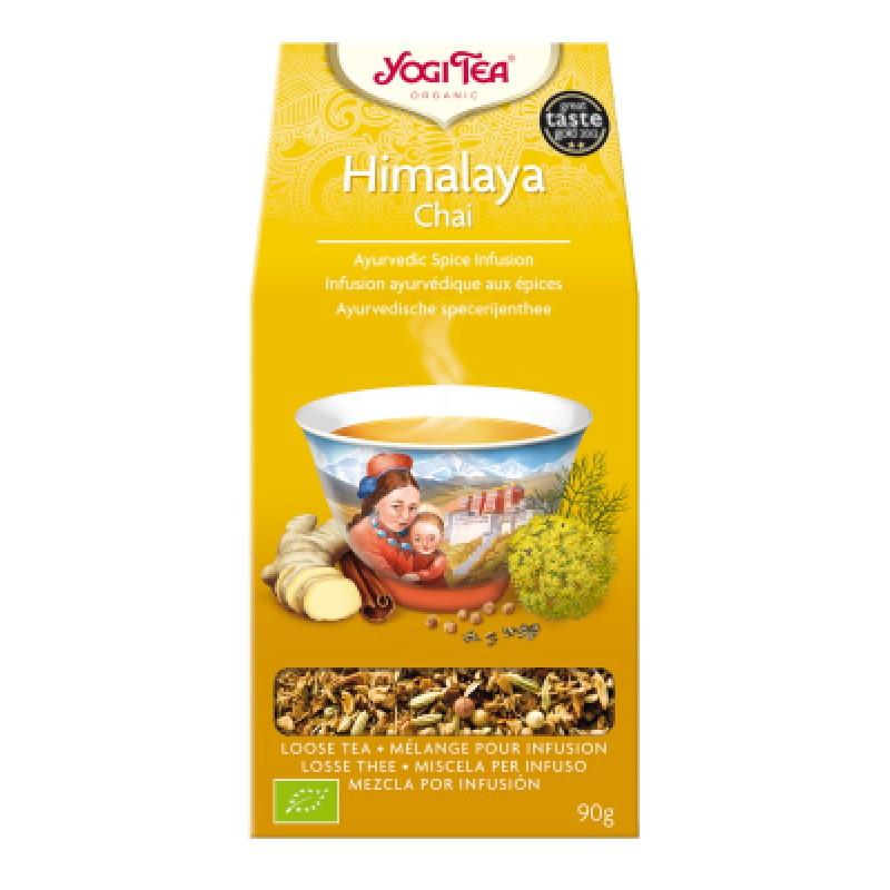 Yogi Tea Himalaya Chai (los) Ginger Harmony