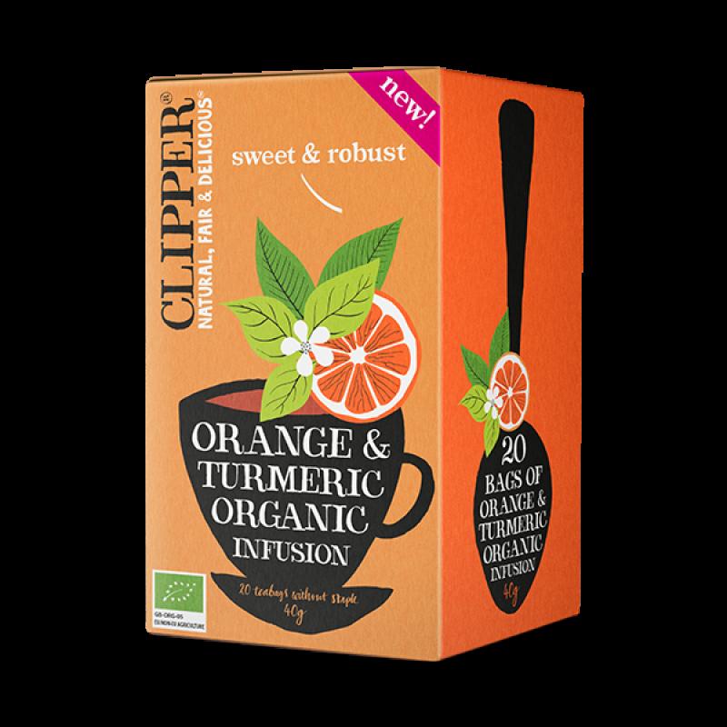 Organic Orange Turmeric