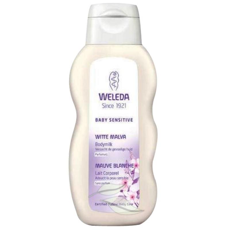 Baby Sensitive Bodymilk Witte Malva