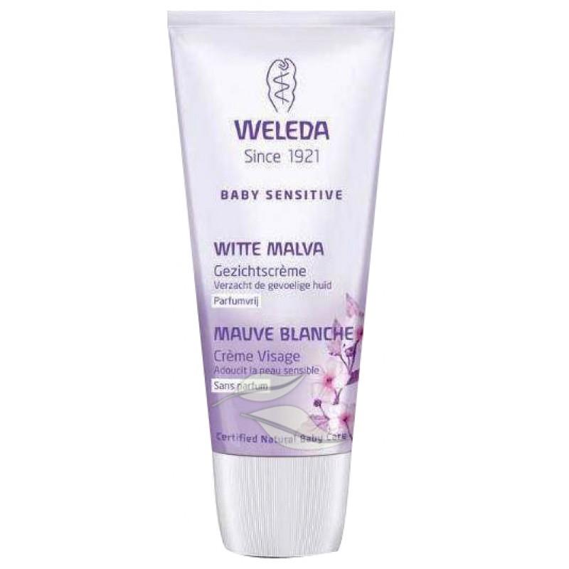 Baby Sensitive Gezichtscrème Witte Malv...
