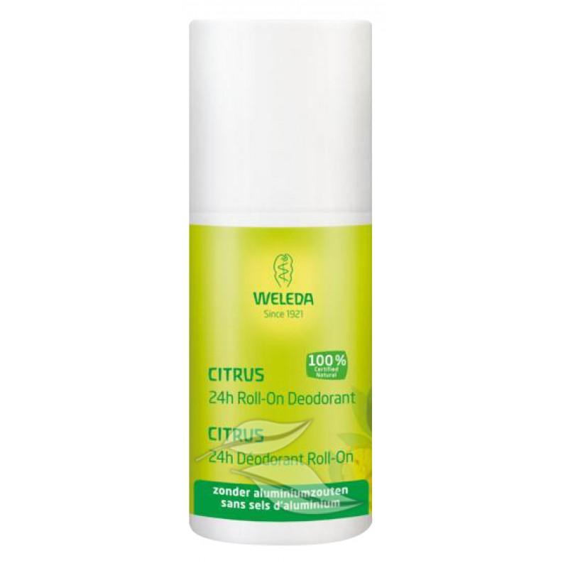 Deodorant Roller Citrus 24h