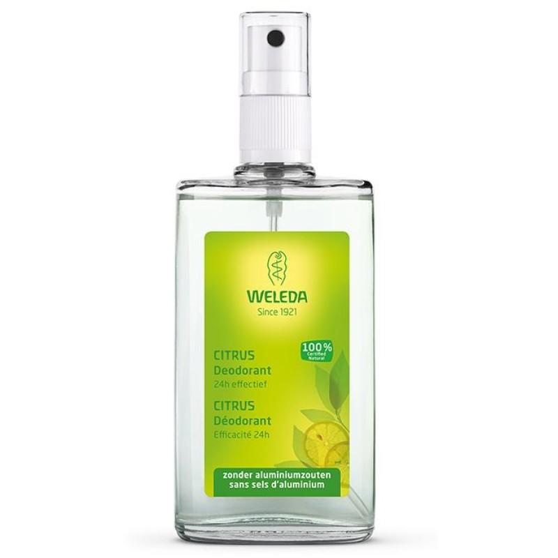 Deodorant Spray Citrus
