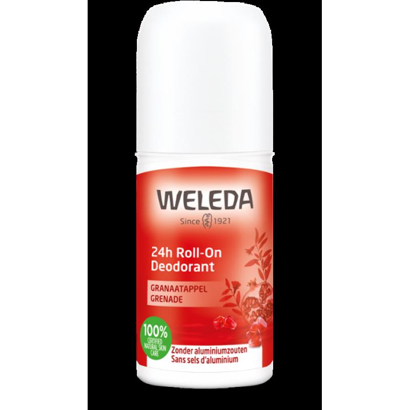 Deodorant Roller Granaatappel 24h
