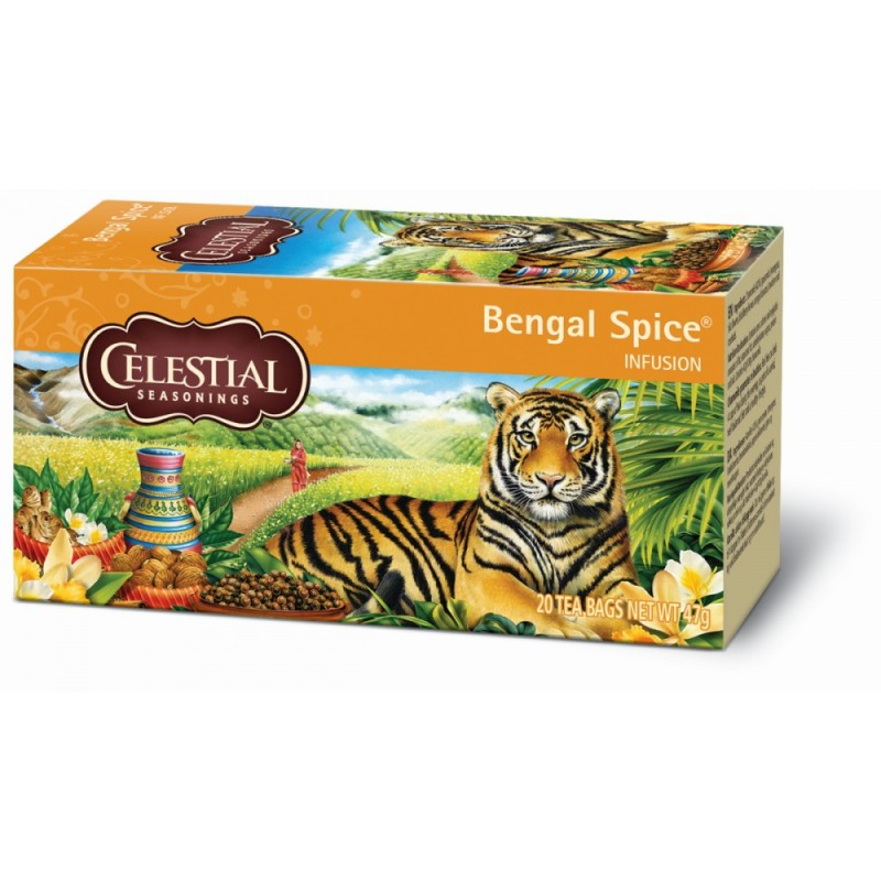 Bengal Spice Infusion