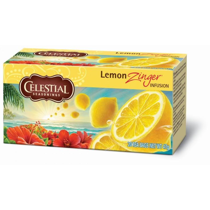 Lemon Zinger Infusion